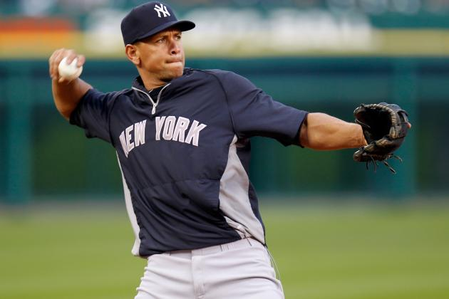 Yankees' Girardi Expects to See A-Rod on Opening Day