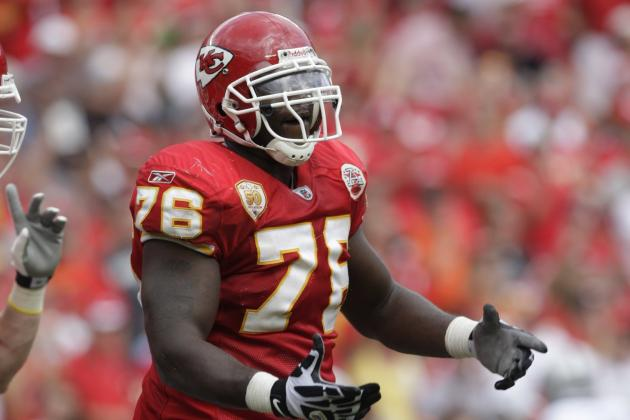 Chiefs Want More Than a Second-Round Pick for Branden Albert