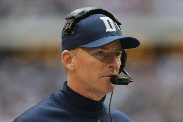 Jason Garrett: 8-8 'Not Good Enough'