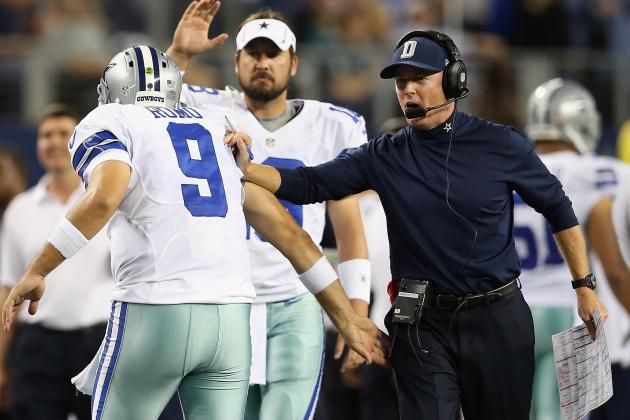 These Cowboys Are Truly Jason Garrett's Team