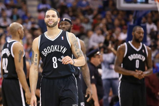 Nets Clinch First Playoff Berth Since '07