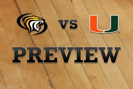 Pacific vs. Miami: Full Game Preview