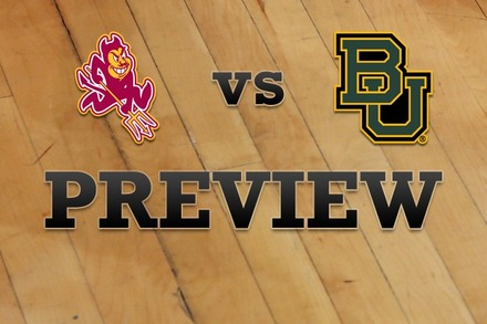 Arizona State vs. Baylor: Full Game Preview