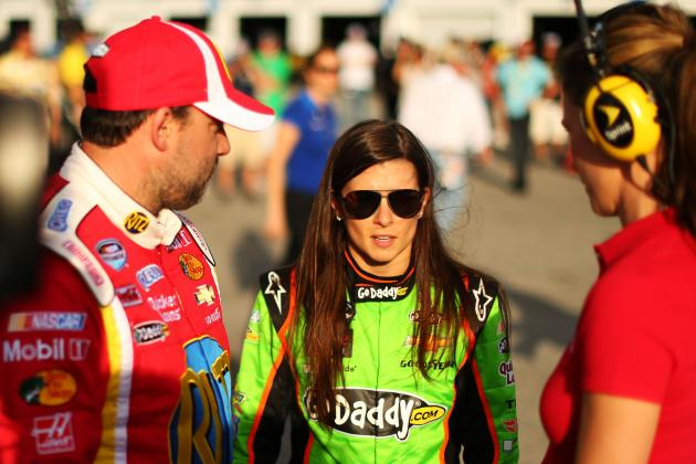 Tony Stewart Not Surprised by Danica Patrick's Struggles