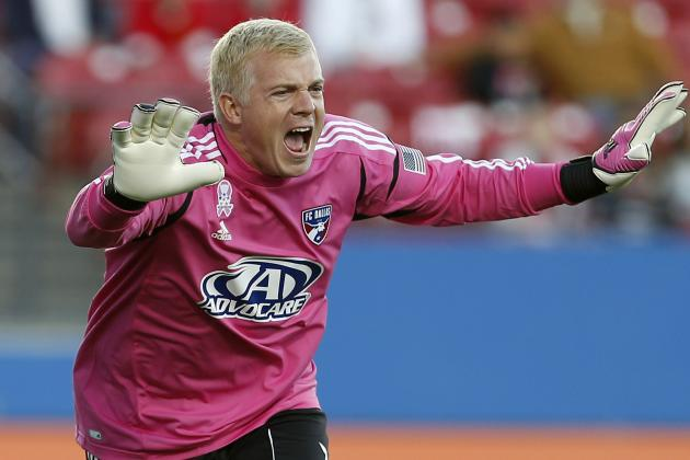 MLS: Red Bulls Bring in Veteran Keeper Kevin Hartman to Add Depth