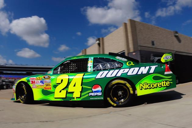 10 Ugliest NASCAR Paint Schemes of All-Time