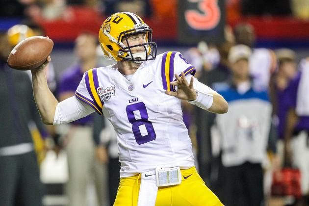 LSU Football Set for First Spring Scrimmage Saturday