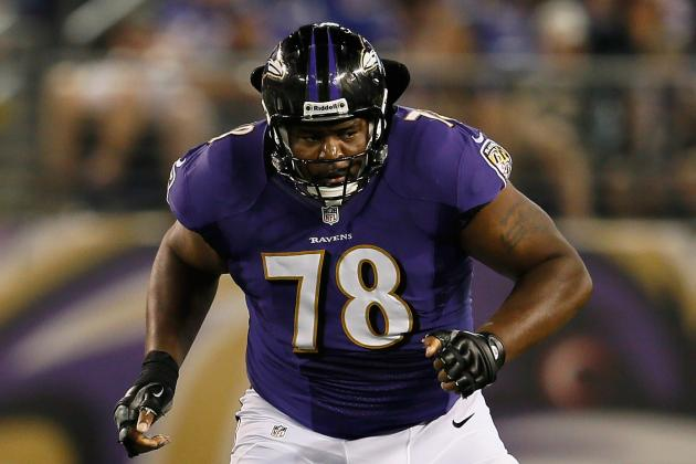 Saints Show Interest in Ravens Free Agent Tackle Bryant McKinnie