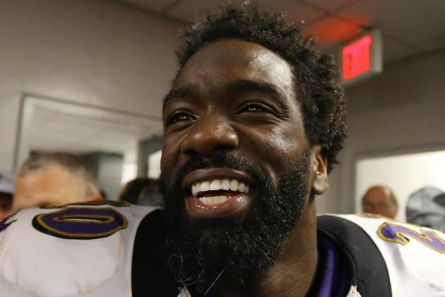 Ed Reed Officially Becomes an Ex-Raven