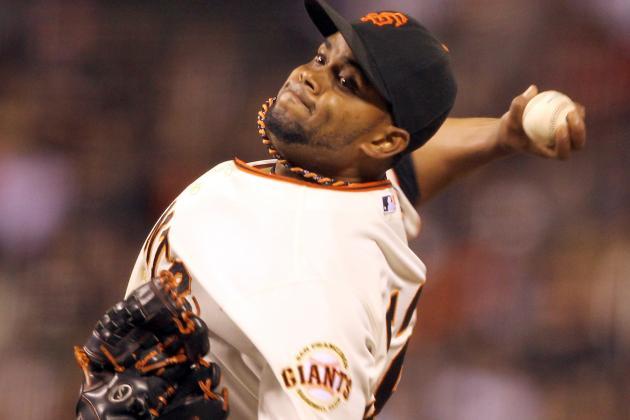 Giants Release Wilson Valdez, Ramon Ramirez