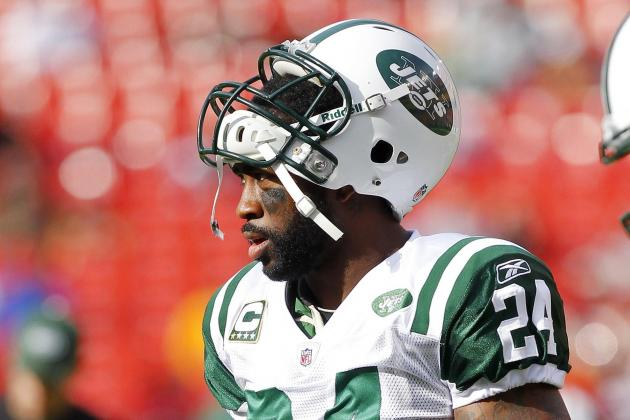 Would the Buccaneers' 2014 1st- & 2nd-Round Picks Be Enough for Darrelle Revis?