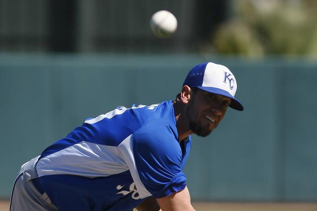 James Shields Will Start Season Opener for Royals