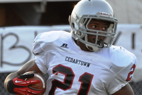 4-Star Prospect Nick Chubb Becomes Latest Out-of-State RB to Get Texas Offer