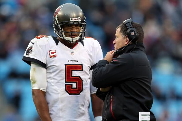 In Reality, Greg Schiano Is 'Married' to Josh Freeman
