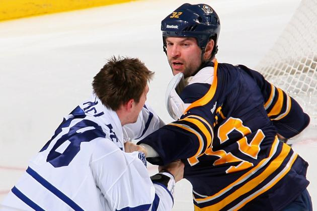 Has the Modern NHL Game Evolved Past Fighting?