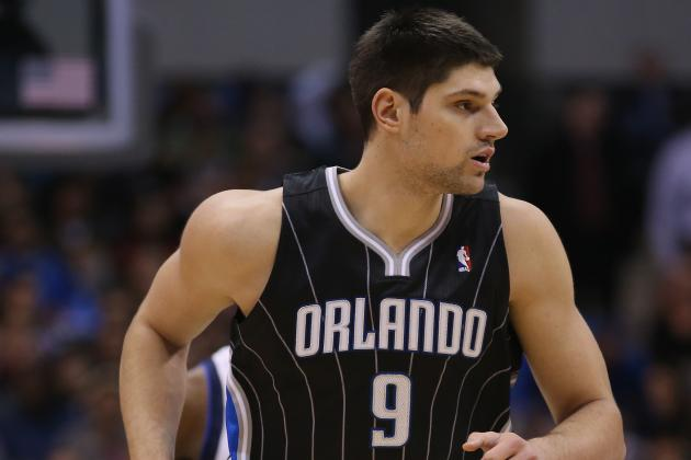 Nik Vucevic, Still Sick, Might Not Play Against the Thunder Tonight