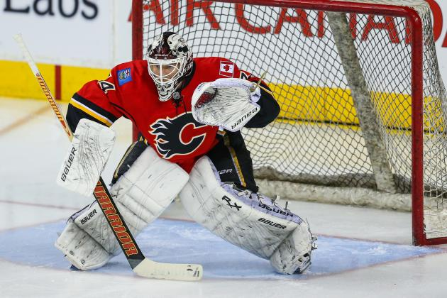 NHL Trade Rumors: Should the Blackhawks Look at Flames Goalie Miikka Kiprusoff?