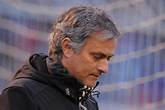 FIFA Won't Launch a Disciplinary Inquiry Against Mourinho