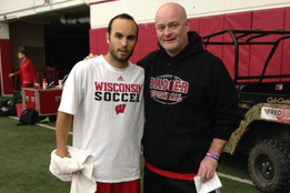 MLS Insider: Landon Donovan Spotted at University of Wisconsin