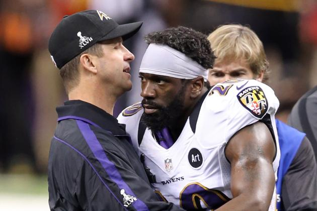 "Ravens ""Understand"" Why Reed Is Leaving"