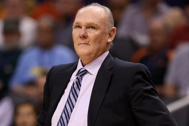 George Karl Talks Nuggets, Lineups, Contract