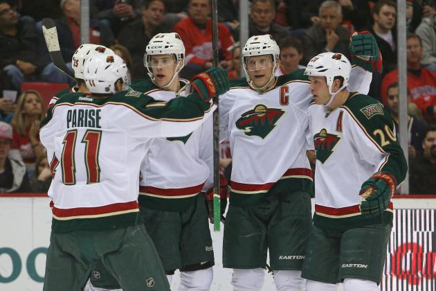 Minnesota Wild Are Postioning Themselves as a Serious Cup Contender