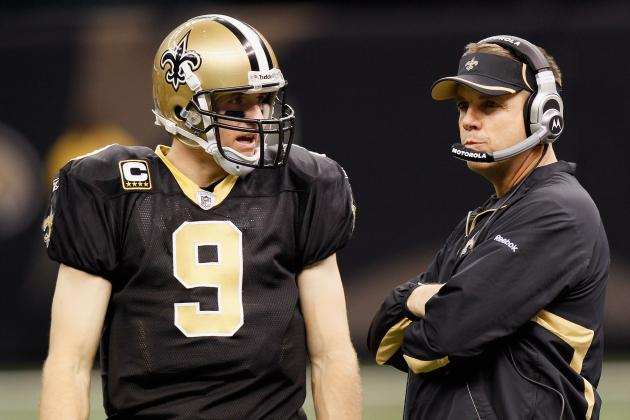 Sean Payton Says Drew Brees' Job Description Changed in 2012