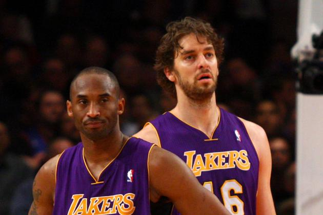 Pau Gasol Injury: Updates on Foot of Los Angeles Lakers Star