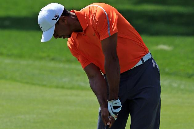 Why Golf Needs Tiger Woods at No. 1