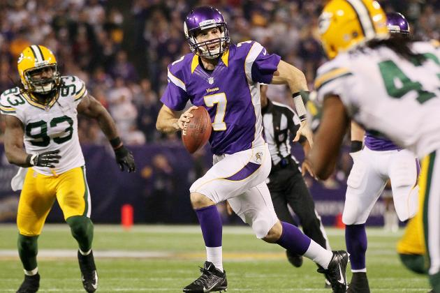 2013 Is Put Up or Shut Up Time for Christian Ponder