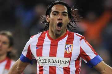 Atletico Madrid Concede That Falcao Could Leave over the Summer