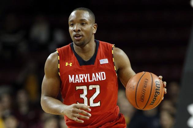 Dez Wells Continues to Star as Maryland's Workhorse