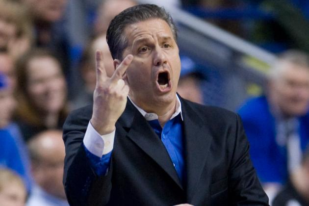 Top 10 Most-Hated Coaches: Calipari, Pitino Make List of Bad Boys