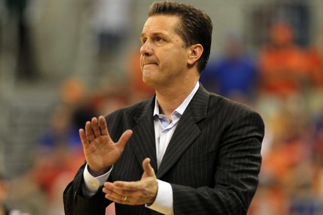 NBA Scout Says UK Could Have Eight First Rounders in 2014 Draft