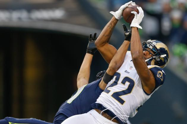 Rams Corner Trumaine Johnson Arrested for DUI