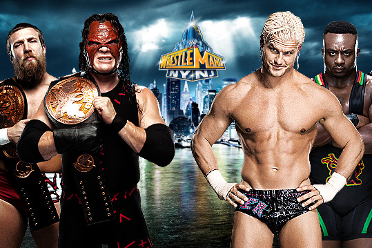 Are Big E Langston and Dolph Ziggler the Right Men to Beat Team Hell No?
