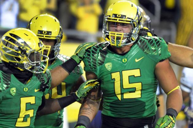 Colt Lyerla: Oregon Tight End Tweets Sandy Hook Conspiracy