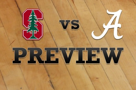 Stanford vs. Alabama: Full Game Preview