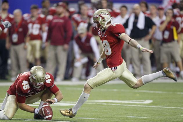 Jimbo Fisher Confident in New Kicker