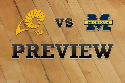 VCU vs. Michigan: Full Game Preview