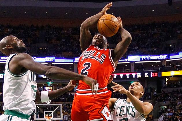 Video: In Case You Missed It, Nate Robinson Threw One Down Thursday