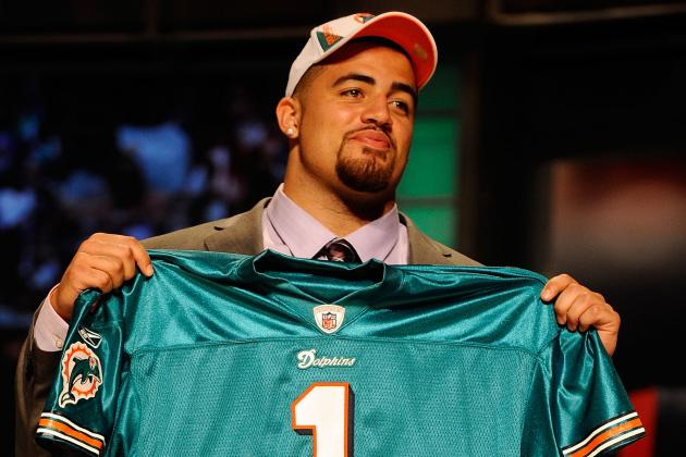 Re-Grading the Miami Dolphins' 2010 NFL Draft Class
