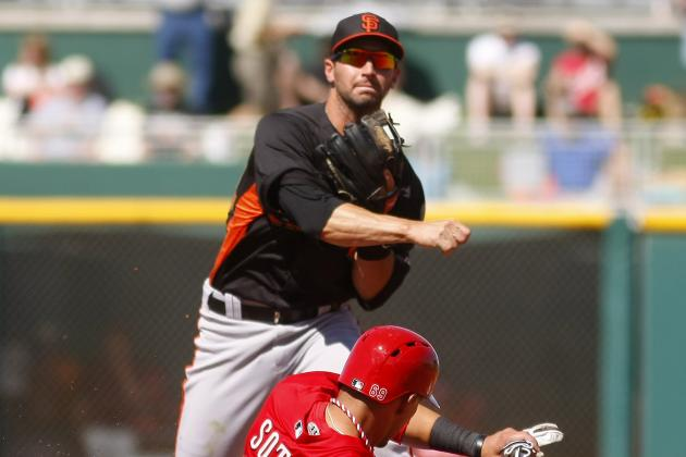 Breaking Down the Battle for the San Francisco Giants Final Roster Spots