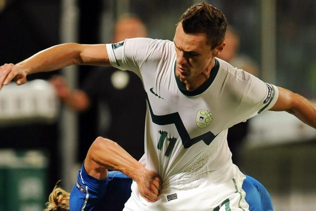 World Cup Qualifying Match Report: Slovenia 1-2 Iceland