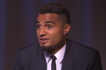 Watch Boateng's in-Depth Post-Speech Interview