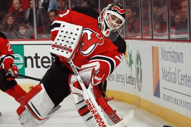 Brodeur to Start Sat. After No 'Residual Effects'; Tallinder Had Sprained Ankle