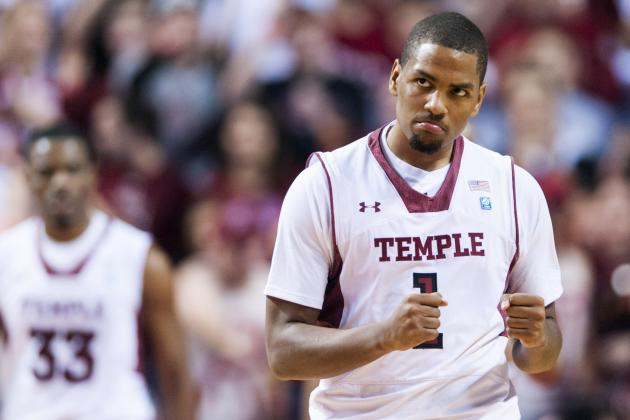 Khalif Wyatt, Temple Hang on to Beat N.C. State