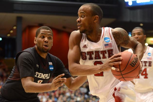 NC State's Disappointing Season Ends; Dunphy Breathes Sigh of Relief