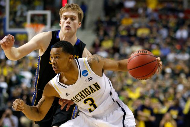 How Trey Burke's Performance in Michigan's Win over SDST Is Reassuring