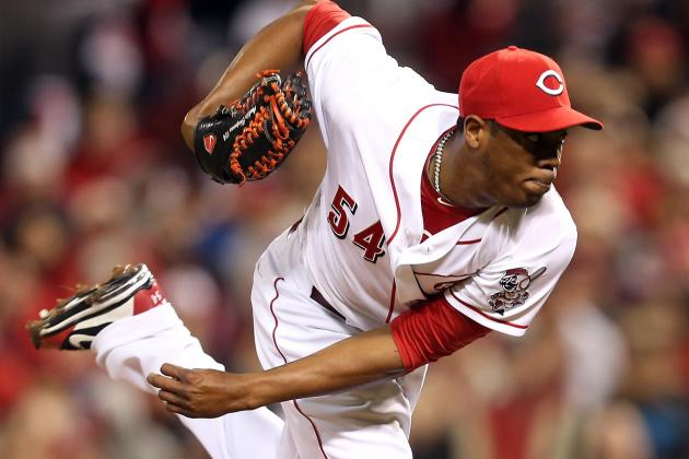 Chapman to Close, Cueto Gets Opening Day Nod